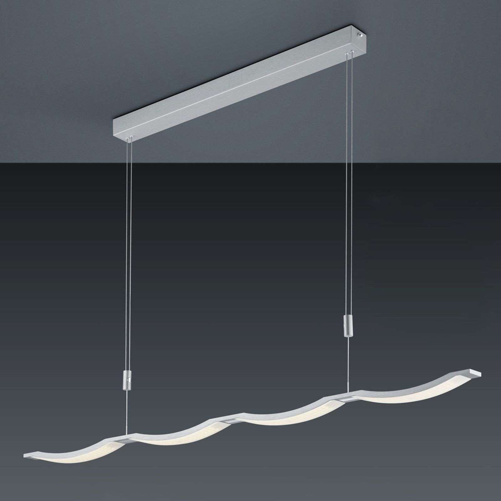 BANKAMP Surf suspension LED aluminium