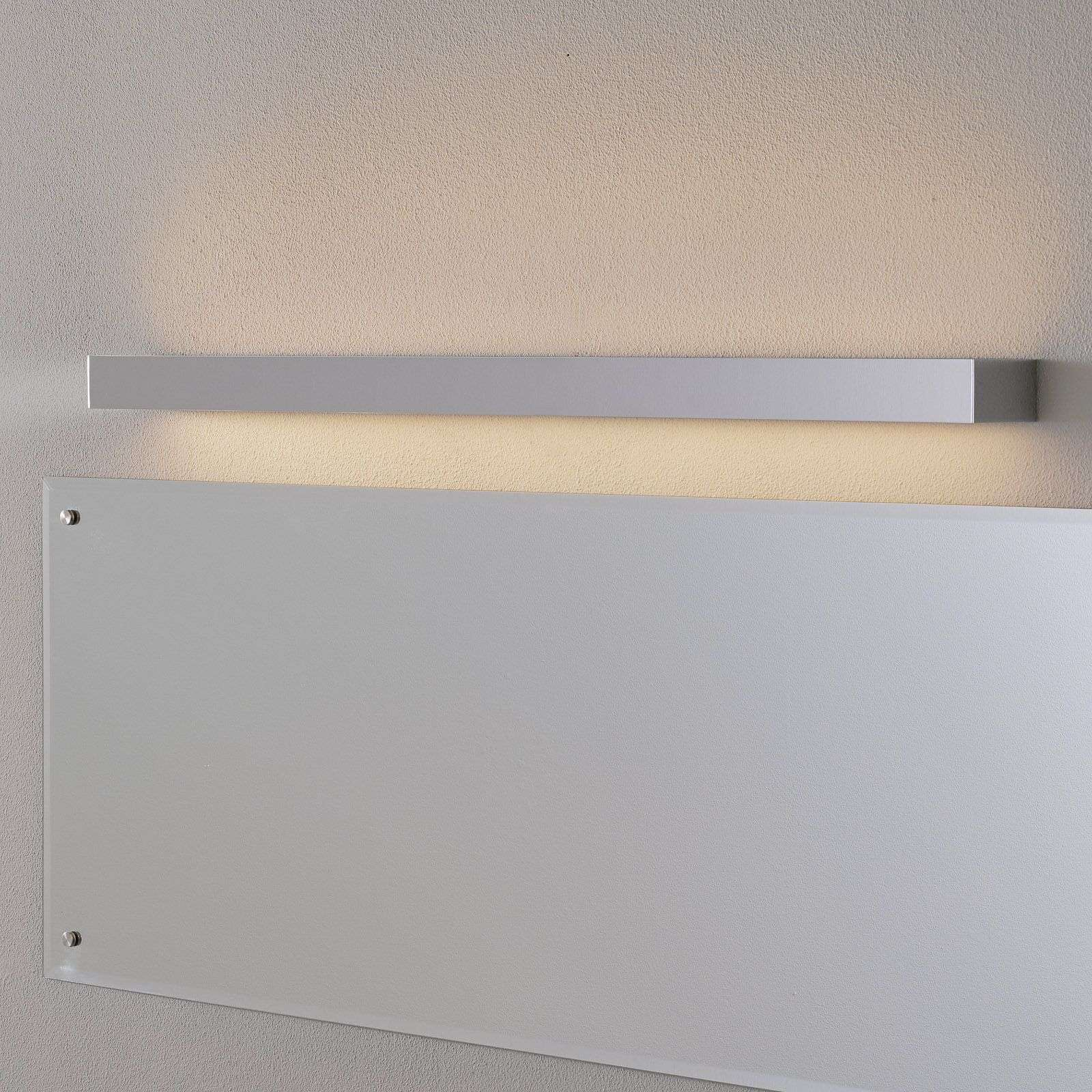 Helestra Theia applique miroir LED, chromé, 90 cm