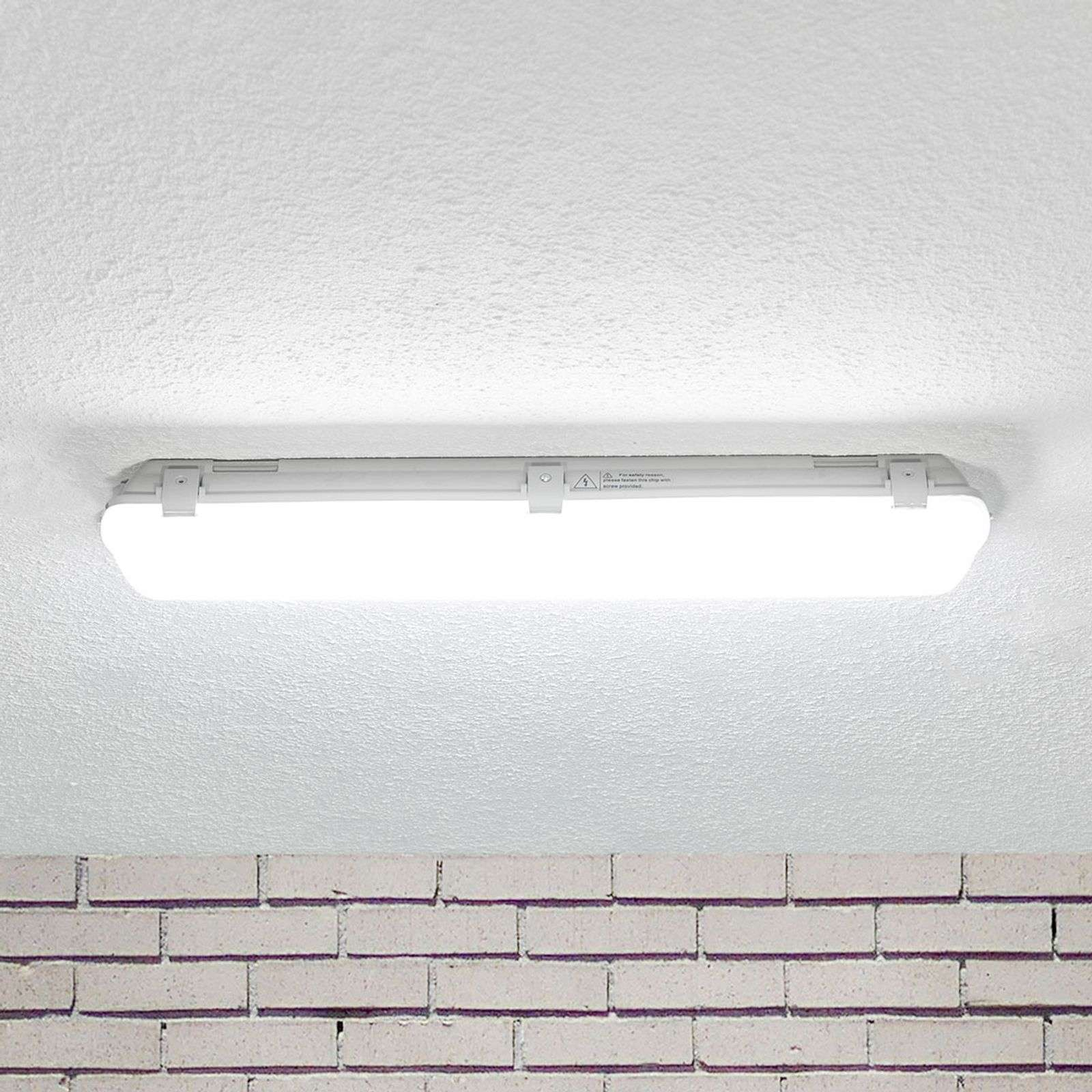 Applique à vasque LED Mareen, IP65 17W