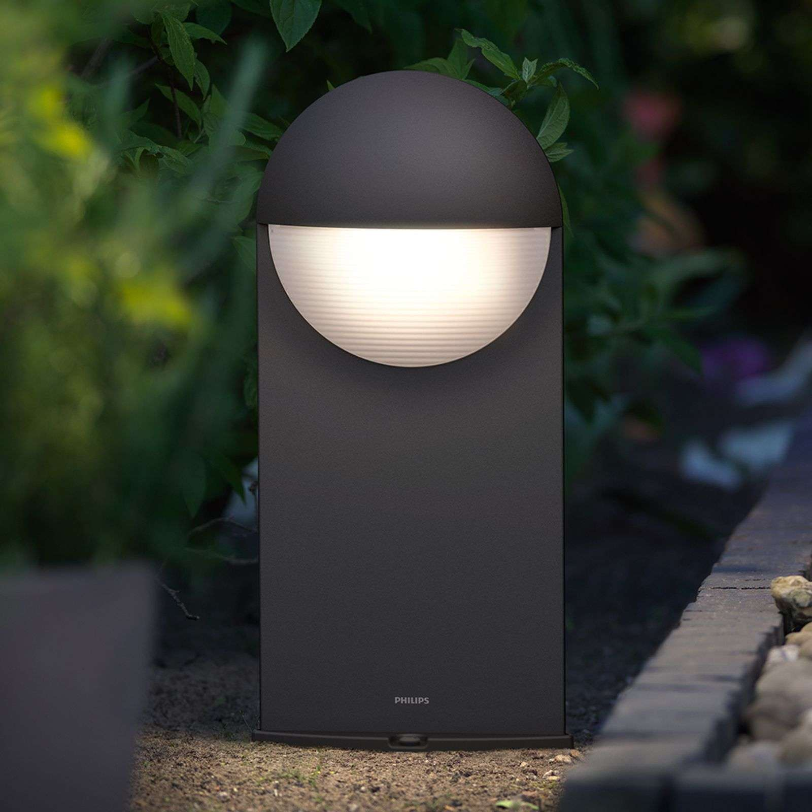 Belle lampe pour socle LED Capricorn