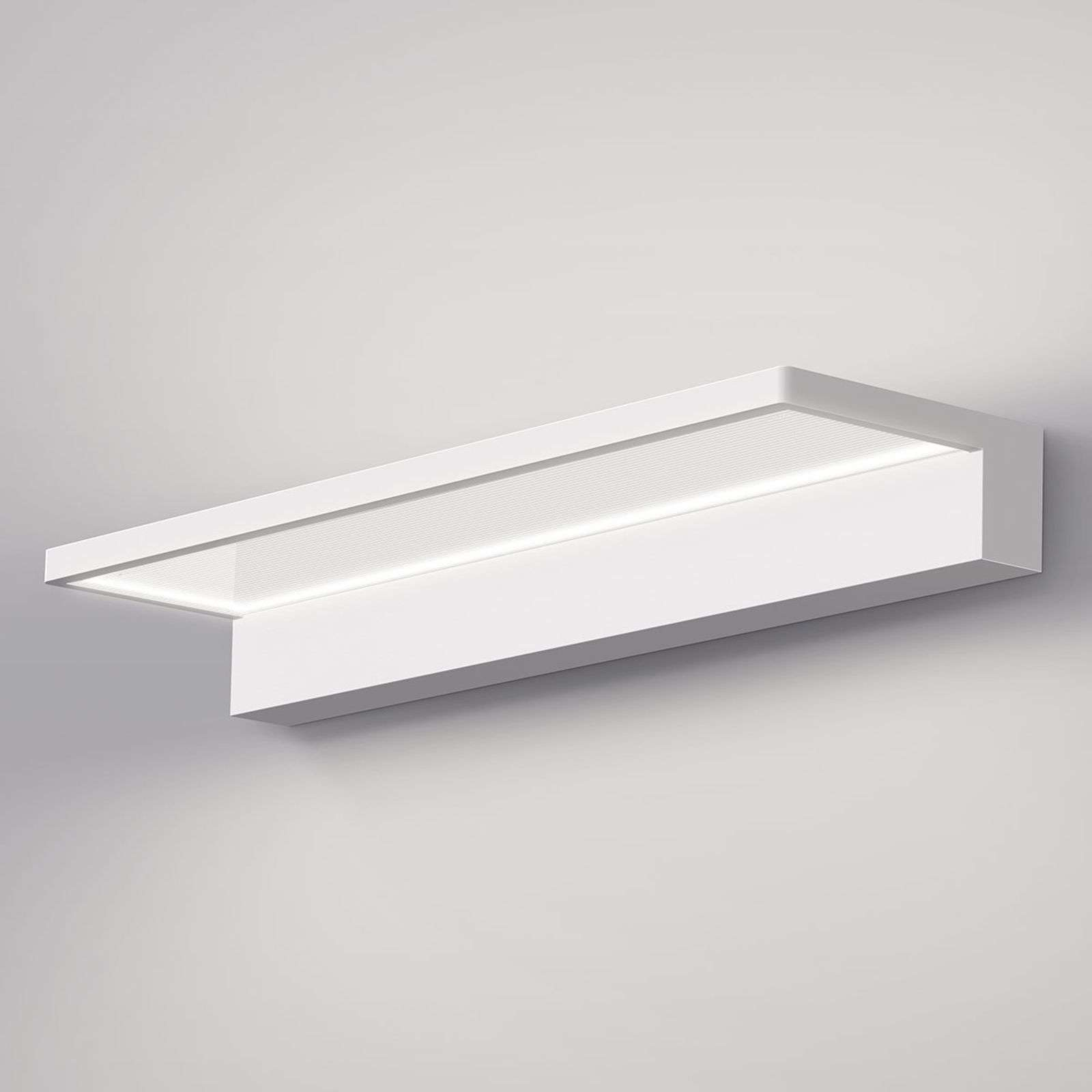 serien.lighting Crib Wall applique LED, blanc