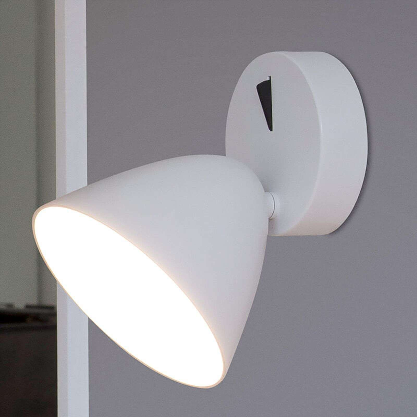 Applique murale LED Flash, blanc