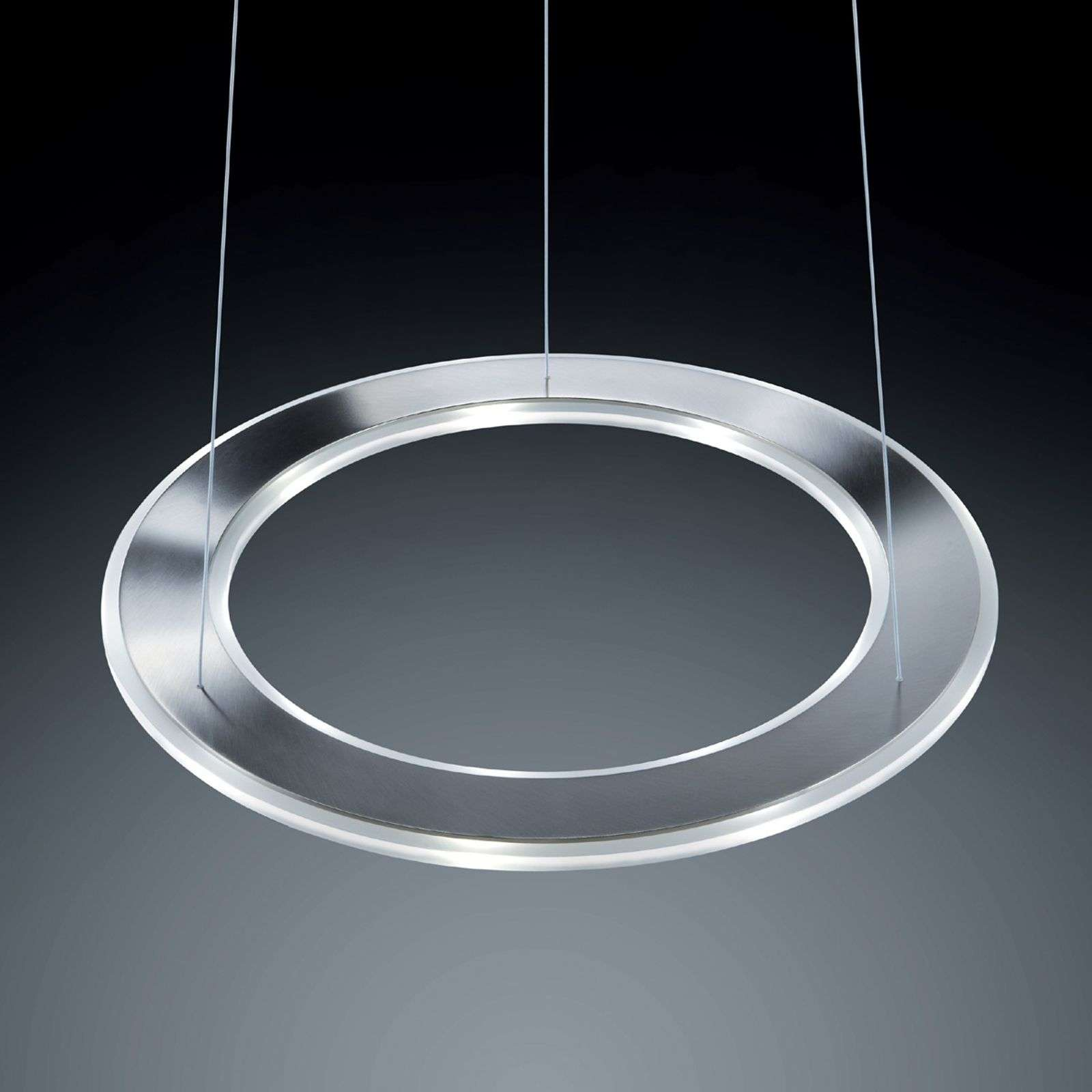 Suspension LED ronde Sima