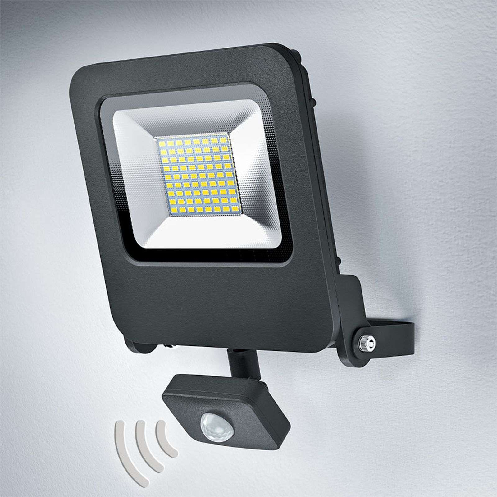 Spot extérieur LED Endura Floodlight Sensor 50 W