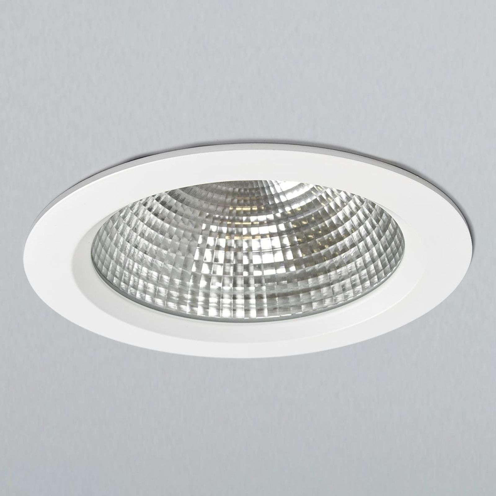 Spot LED encastrable de salle de bain Tadeus, IP65