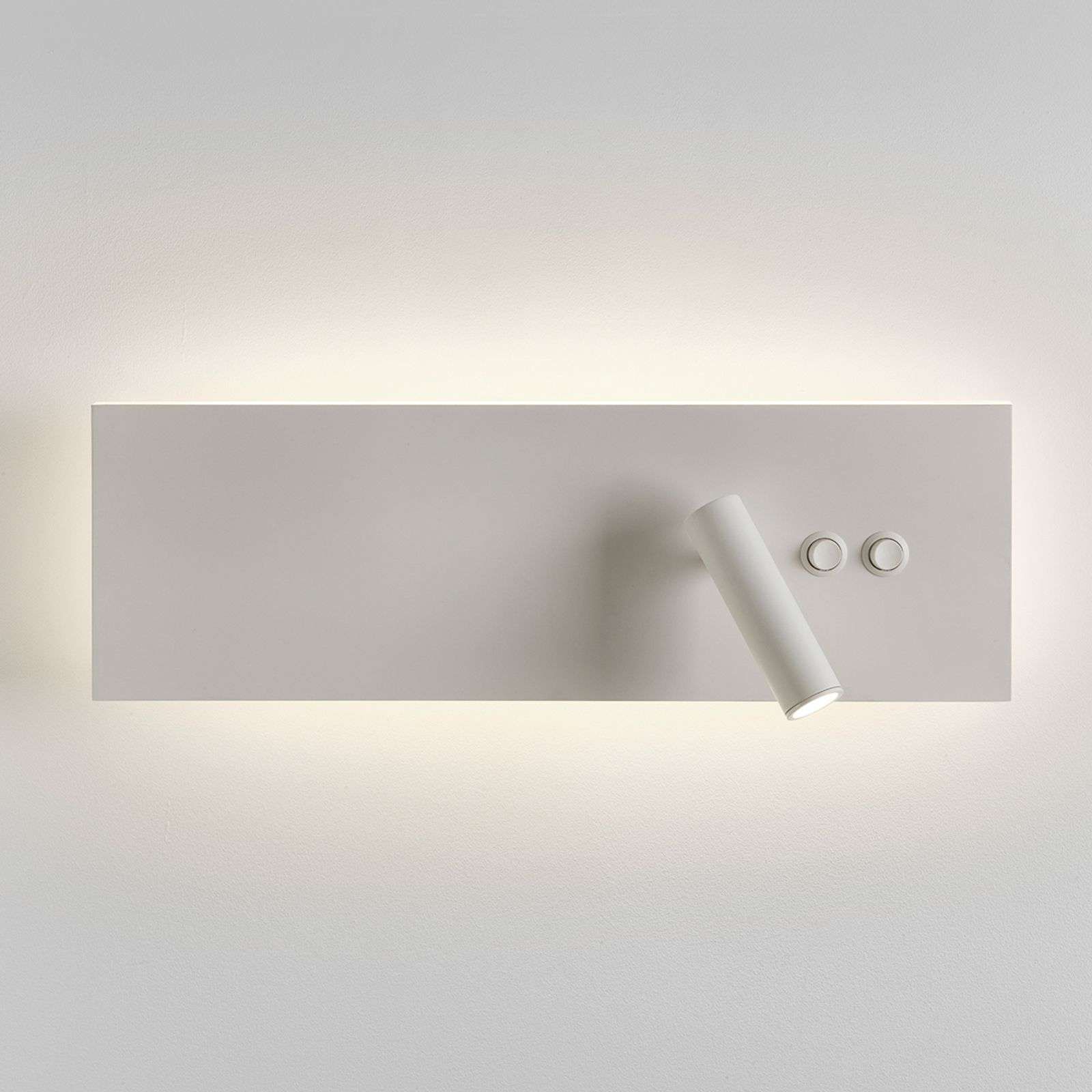 Applique LED blanche au design moderne Edge Reader