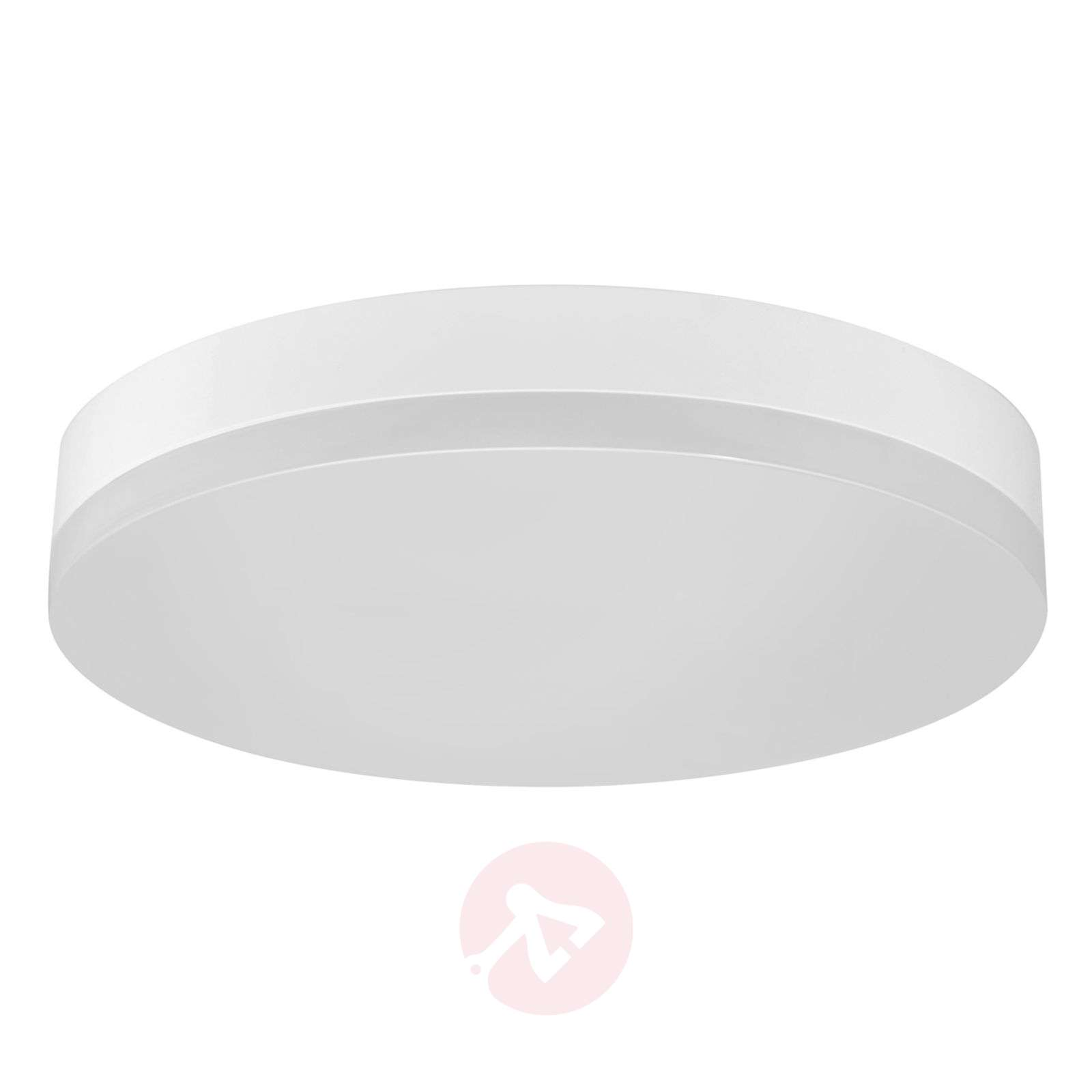 Plafonnier LED Office Round IP44 Blanc Chaud